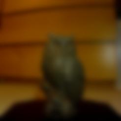 Télécharger fichier STL gratuit Hibou de Dollarama • Objet pour imprimante 3D, makerwiz