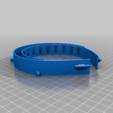 Télécharger fichier 3D gratuit SHIELDZ : le grand écran facial protecteur canadien, makerwiz
