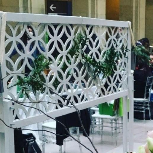 Télécharger plan imprimante 3D gatuit Panneau décoratif à quatre lèvres, makerwiz
