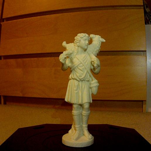 photo.png Télécharger fichier STL gratuit berger italien • Objet pour imprimante 3D, makerwiz