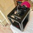 Télécharger fichier impression 3D gratuit Grand adaptateur de bobine pour MakerBot Replicator Mini+, makerwiz