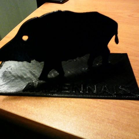 Download STL file Stringer.J • 3D printer design, j008