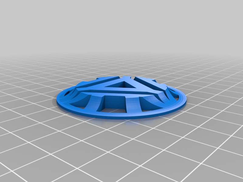 Ironman_Sink_Strainer.png Download free STL file Ironman Sink Strainer • 3D printable template, Desktop_Makes