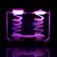 Capture d'écran 2017-07-20 à 17.44.17.png Download free STL file Dancing Springs • 3D printer design, Desktop_Makes