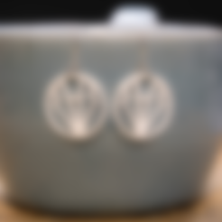 Free 3D printer files Pantsuit Nation Earrings, Desktop_Makes