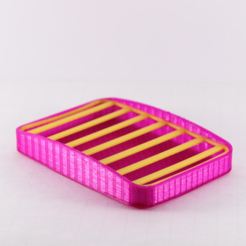 Free stl files Soap Dish, Desktop_Makes