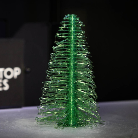 Download free 3D printer model Christmas Tree, Desktop_Makes