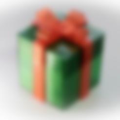Free STL files Gift Box, Desktop_Makes