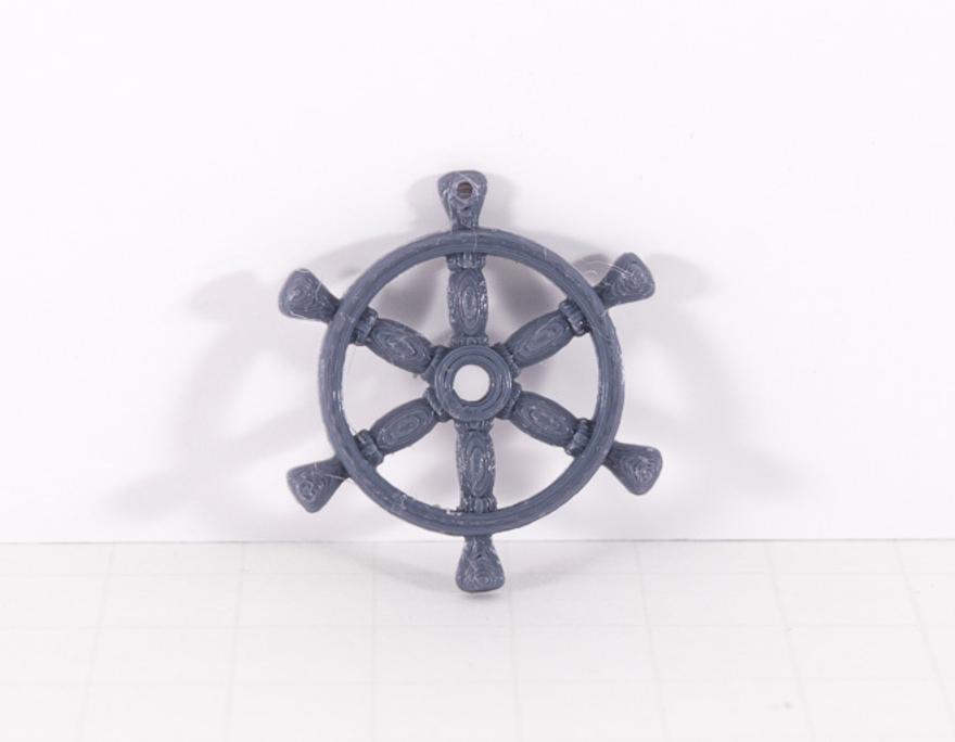 Capture d'écran 2016-12-19 à 11.00.13.png Download free STL file Ship Wheel Pendant • 3D printable model, Desktop_Makes