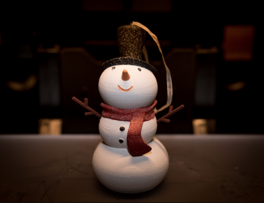 Capture d'écran 2016-12-19 à 11.10.13.png Download free STL file Snowman Ornament • 3D printing design, Desktop_Makes