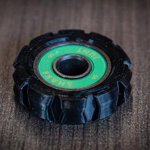 Free 3d printer designs Ring Spinner, Desktop_Makes