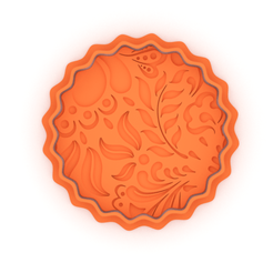 Download STL file Cookie cutter - Gjel 3D print model • 3D printable template, slylis