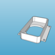 Download free 3D printer files Mounting for ventilation ZORTRAX M200, Stephane62