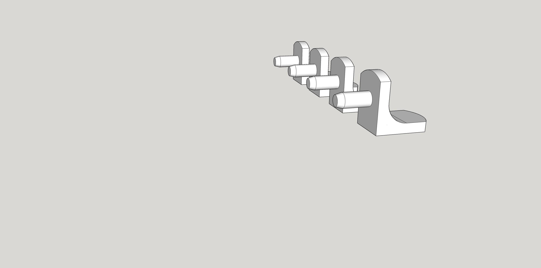 fixation slide.jpg Télécharger fichier STL gratuit Supports pour tablette • Plan à imprimer en 3D, Stephane62
