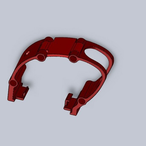 Download STL file CPRH 210 canopies • 3D printing model, McFlyCustom