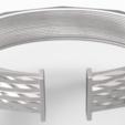 Download OBJ file Bracelet decahèdre • 3D printable template, plasmeo3d