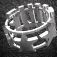 Download OBJ file signet ring Juventus 1 • 3D print object, plasmeo3d