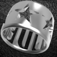 Juve2-ring.PNG Download OBJ file Knight Juventus 2 • 3D print object, plasmeo3d