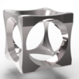 Download OBJ file 3 in 1 Clock Ring • 3D print object, plasmeo3d