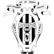 STL files Juventus vintage silver during, plasmeo3d