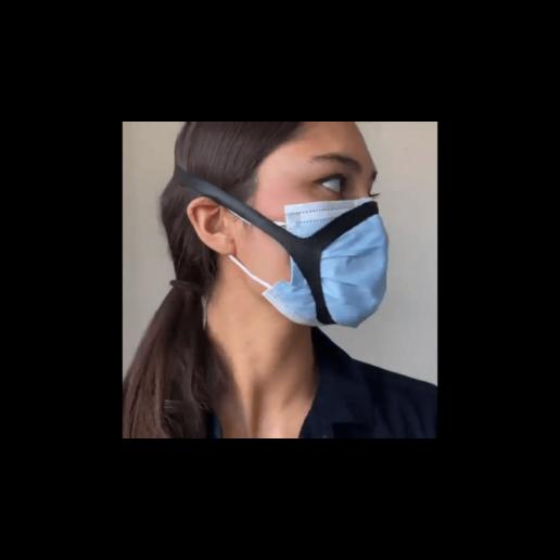 """Descargar archivos STL gratis Proyecto """"Arreglar la máscara"""" - La impresión en 3D., plasmeo3d"""