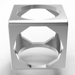 3D printer models 3 in 1 Clock Ring, plasmeo3d