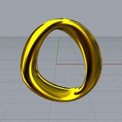 Plan imprimante 3D moebius, plasmeo3d