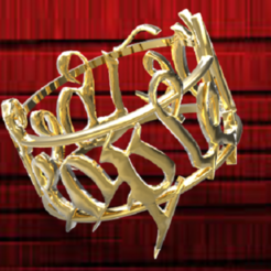 Download 3D printing files We The People Signet, plasmeo3d
