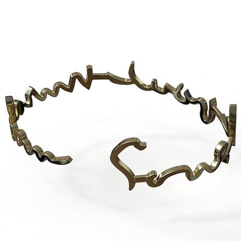 insta11.jpg Download STL file Bracelet Under the Mirabeau Bridge • 3D printer object, plasmeo3d