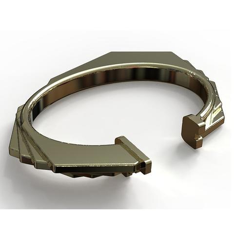 ob31.jpg Download STL file Octagonal bracelet • 3D printer design, plasmeo3d