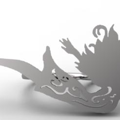 Télécharger plan imprimante 3D Bagues 2 doigts i am free, plasmeo3d