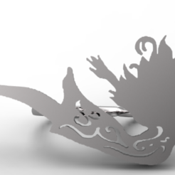 Download 3D print files Rings 2 fingers i am free, plasmeo3d