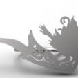 Download OBJ file Rings 2 fingers i am free • Model to 3D print, plasmeo3d