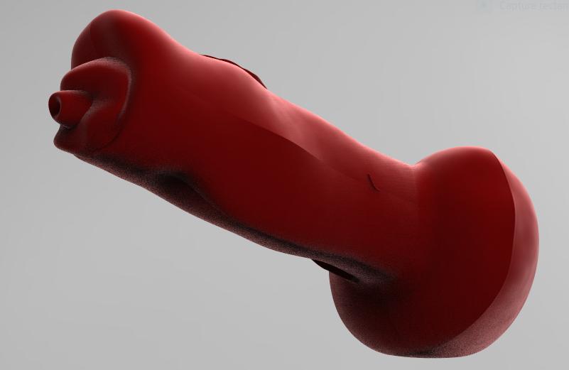 Capture5 - Copie.PNG Download OBJ file Gender male dogue German realistic • Template to 3D print, plasmeo3d