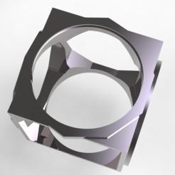 STL file 6 rings in 1, plasmeo3d