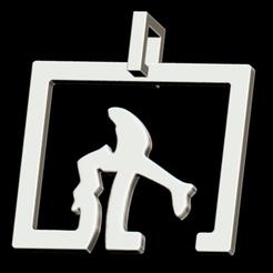 linea2.png Télécharger fichier STL La Linea Pendant New • Plan imprimable en 3D, plasmeo3d