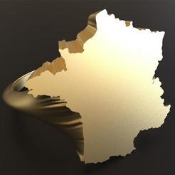 3D print model Chevalière France, plasmeo3d