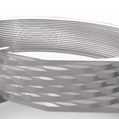 Modelos 3D para imprimir décahèdre pulsera, plasmeo3d