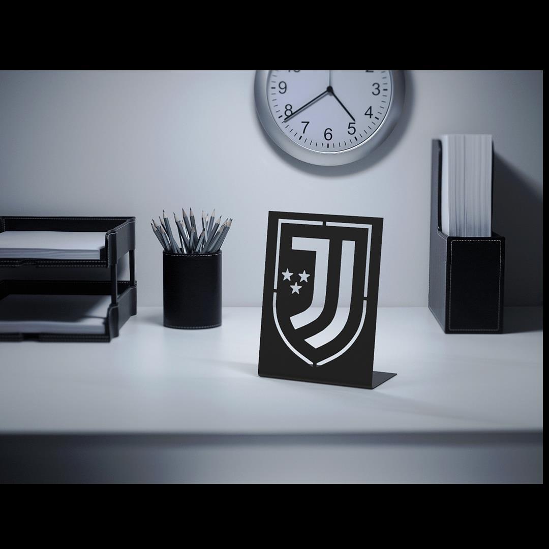 Juve frame insta11.jpg Download STL file Juventus frame • 3D printable model, plasmeo3d