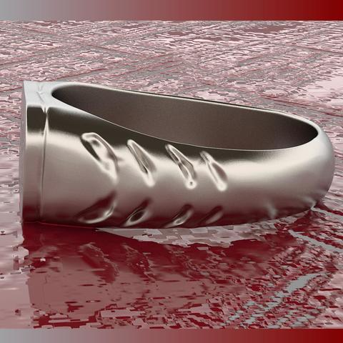 insta21.jpg Download STL file Replica of a signet ring of a legionnaire of VI VICTRIX • 3D printer object, plasmeo3d