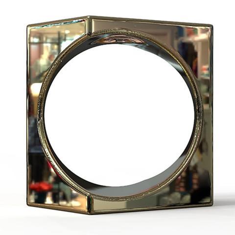 cor21.jpg Download STL file Cubic ovoid ring • 3D printing design, plasmeo3d