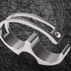3D printer models Two-finger knight, plasmeo3d