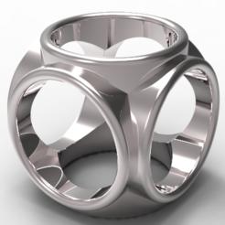 3D print files Clock Ring 2, plasmeo3d