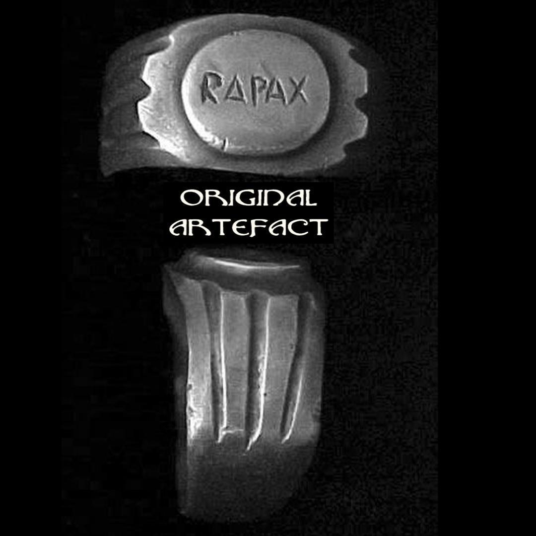 rapax ring insta31.jpg Download STL file Roman legionary ring of the XXI Rapax • Template to 3D print, plasmeo3d