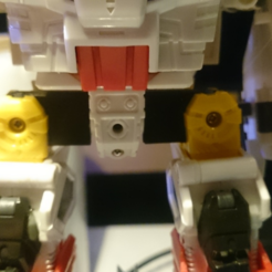 Download free 3D printer files TFC URANOS Transformers Superion hip extender, sickofyou