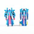 Free 3d print files WARBOTRON/MACHINE BOY VORTEX to IDW ROTORSTORM kit, sickofyou