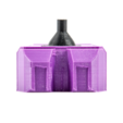 Download free 3D printer designs Transformers COMBINER WARS Bruticus and Menasor Feet, sickofyou