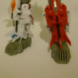 Download free 3D printing templates Transformers COMBINER WARS Defensor Foot, sickofyou