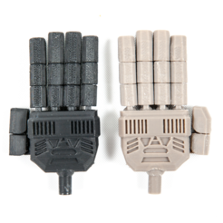 Download free 3D printer files TRANSFORMERS CW POSABLE HANDS 2.0, sickofyou