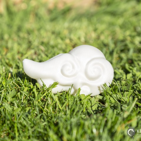 Clouds_005.jpg Download STL file Asian Clouds Pack • 3D printing object, LeKid